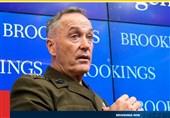 ژنرال دانفورد: ادامه حضور نظامی آمریکا در افغانستان قابل مذاکره نیست