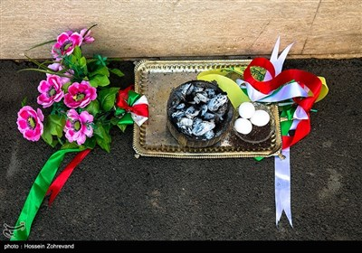 مراسم بهره برداری از مجتمع مسکونی شهدای مدافع حرم