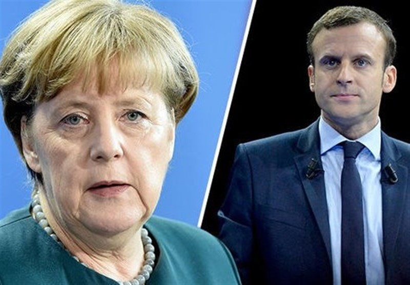 Merkel Tells Macron She Wants to See Europe Be More Independent