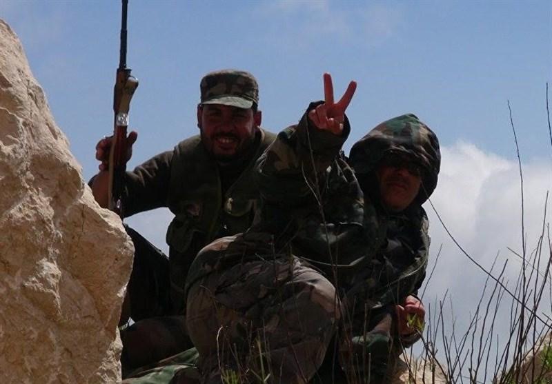 Teröristler Suriye Ordusuna Karşı Kimyasal Silah Kullanıyor