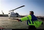افتتاح پایگاه اورژانس هوایی در قم