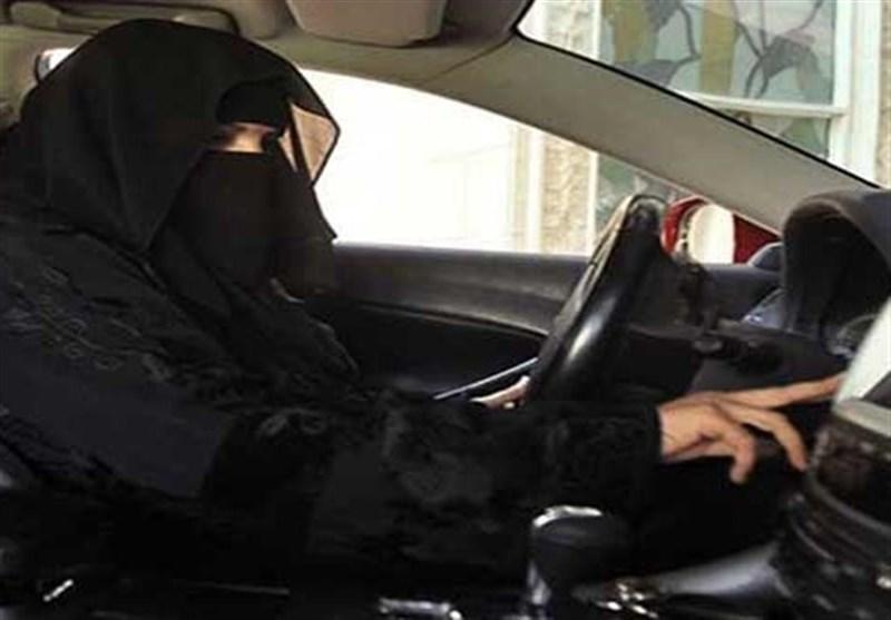 عربستان رانندگی زنان
