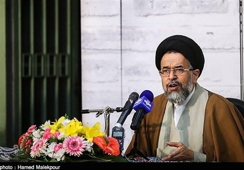 وزیر اطلاعات: مردم با امید به نظام از همراهی اغتشاشگران پرهیز کردند