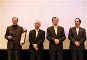 جایزه ملی سه ستاره تعالی سازمانی به شرکت نفت ایرانول اهدا شد