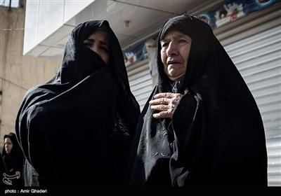 تشییع شهدای گمنام در خمین