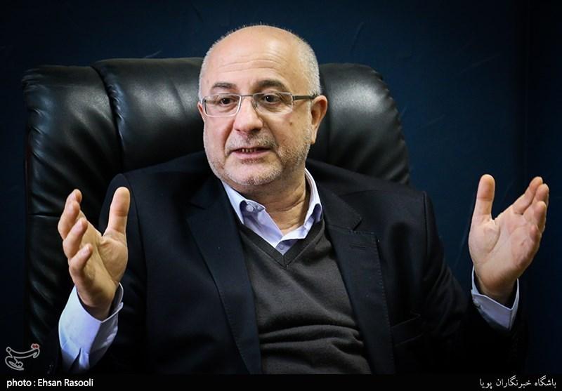 علی مرادخانی معاونت امور هنری وزارت فرهنگ و ارشاد اسلامی