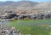 کهگیلویه و بویراحمد| خط آلودگی رودخانه «باشت» را تهدید میکند
