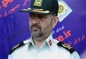 میرفیضی فرمانده انتظامی مازندران