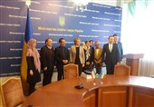 Iranian Envoy, Ukrainian Education Minister Discuss Academic Ties