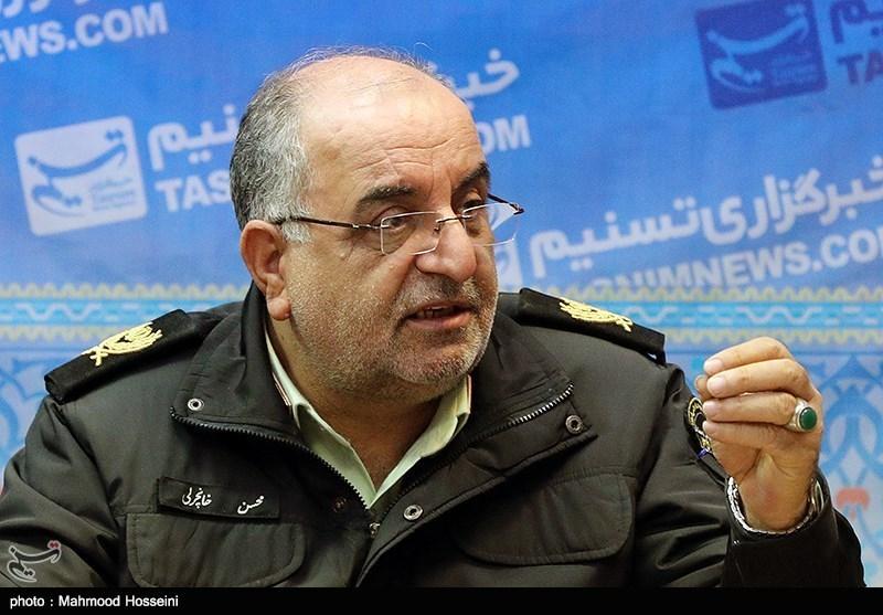 بازداشت 30 لیدر اصلی اغتشاشات غرب استان تهران