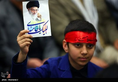 امام بارگاہ امام خمینی تہران: ایام فاطمیہ کی دوسری رات کی مجلس
