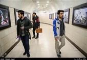 افتتاح نمایشگاه عکس حادثه پلاسکو