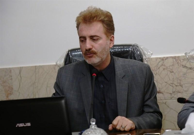 محمد مهدی جوادیان زاده مدیرعامل آب منطقه ای یزد