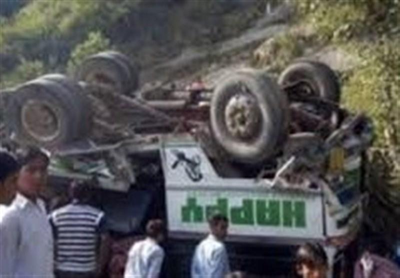 مانسہرہ: مسافر جیپ حادثے میں 9 افراد ہلاک، 2 زخمی