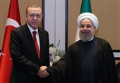 Ruhani: Bölgenin Geleceği İçin Tahran-Ankara İlişkilerinin Gelişmesi Gerekiyor