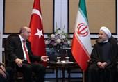 Ruhani Ve Erdoğan New York'ta Bir Araya Geldi