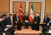 President Rouhani: Closer Iran-Turkey Relations to Serve Regional Stability