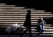 جمعیت بیخانمانهای آمریکا از نیم میلیون نفر فراتر رفت