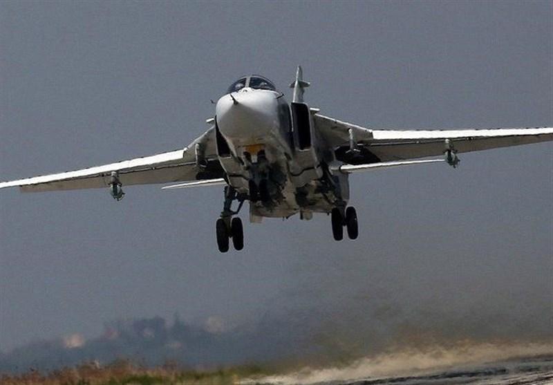 جنگنده روسیه
