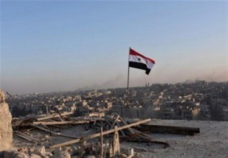 شامی فوج نے تاریخی قلعے کو دہشت گردوں سے آزاد کرا لیا