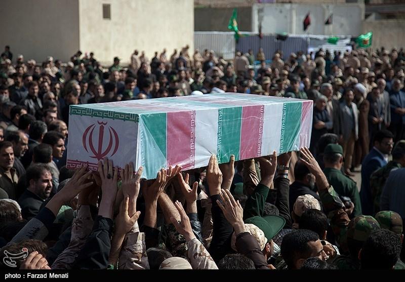 ساعاتی دیگر؛ تشییع پیکر مطهر 135 شهید گمنام بر دستان مردم تهران