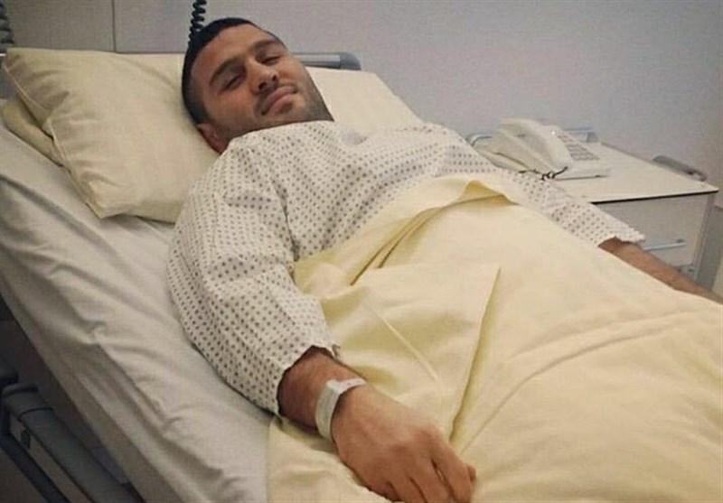 Reza Yazdani Undergoes Successful Foot Injury
