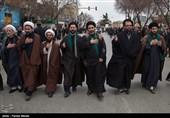 پخش زنده اجتماع بزرگ هیئتهای عاشورای فاطمی از شبکه قرآن
