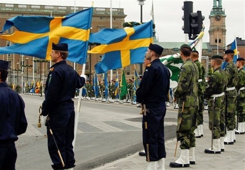 Sweden Wants to Reintroduce Military Conscription
