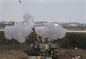 Siyonist İsrail Rejimi Gazze'de Gözetleme Kulelerini Hedef Aldı