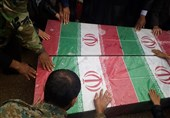 خوزستان| پیکر پاک شهدای گمنام در استان خوزستان تشییع میشود