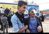 نور فجر بر چشم بیماران شهر لنجها