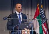 اماراتی سفیر امریکہ کا ترجمان بن گیا؛ تہران پر کڑی تنقید جبکہ واشنگٹن کا زبردست دفاع