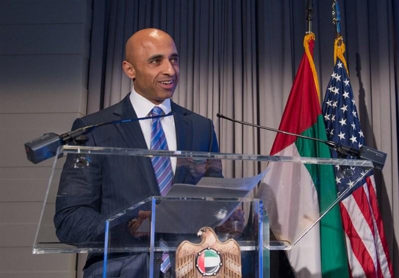 یوسف العتیبه سفیر امارات در آمریکا