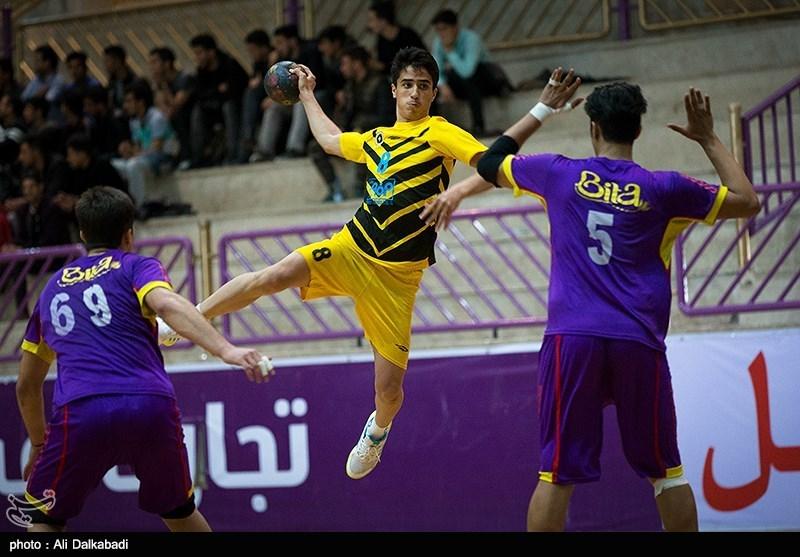 فینال رقابتهای هندبال جوانان ایران - سبزوار