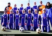 Shahrdari Bam Women Football Team Wins Title