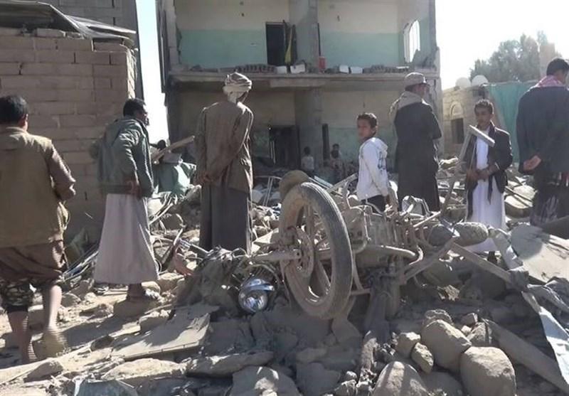یمن؛ سعودی عرب کی تازہ ترین بمباری میں 2 یمنی شہید، 4 زخمی