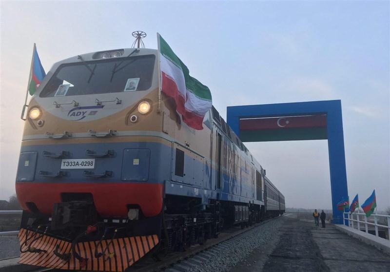 Railroad Connecting Iran, Azerbaijan Comes into Operation