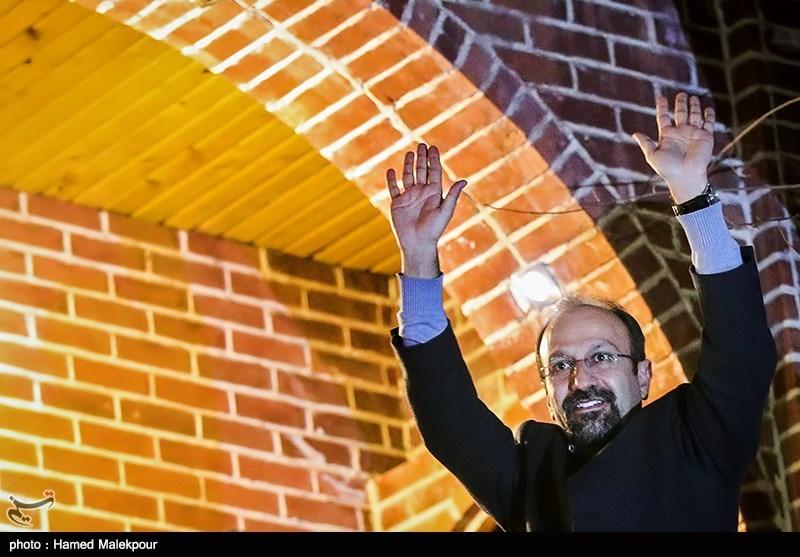 Iranian Cinematic Figures Laud Oscar-Winning Director