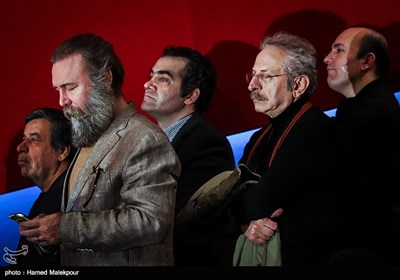 Iranian Cinematic Figures Laud Oscar-Winning Director