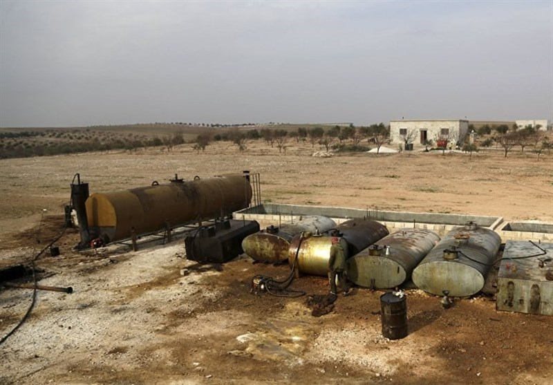 Suriye Ordusu, Humus'taki Petrol Kuyularını Tekrar Kontrol Altına Aldı