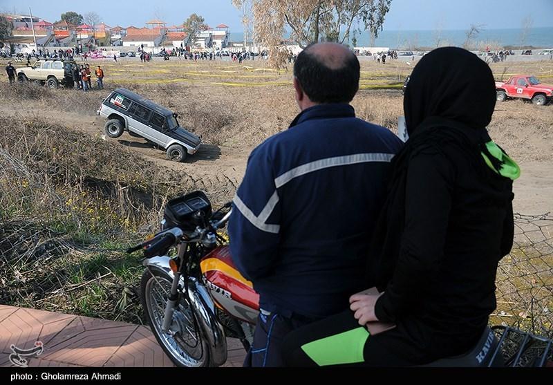 Babolsar Hosts Iran's Off-Road Championship Series