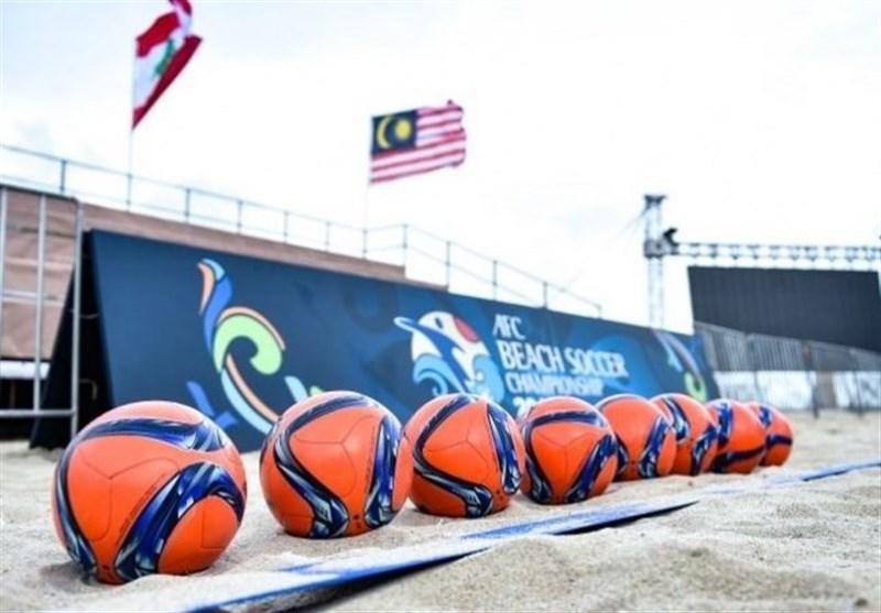 AFC Beach Soccer Championship: Iran Pummels Malaysia