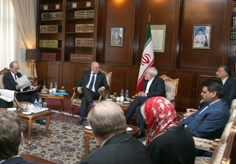 Iran's FM Hails France as Major Partner