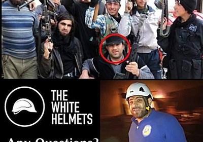 افشای طرح آمریکایی -غربی برای انتقال کلاه سفیدها از سوریه