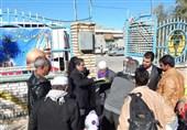 روزانه 2000 دانشجو و دانشآموز مددجو به مشهد مقدس اعزام میشوند