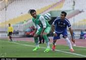 دیدار تیم های استقلال خوزستان و ماشین سازی تبریز