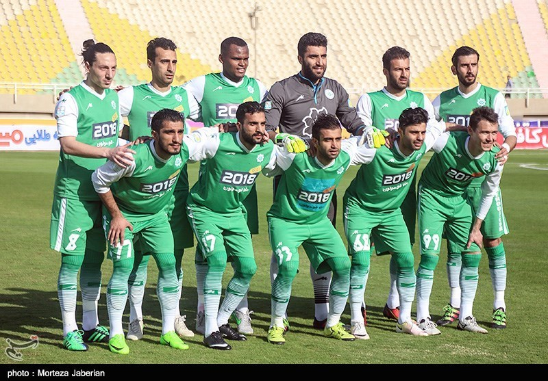 Machine Sazi Relegated from Iran Professional League