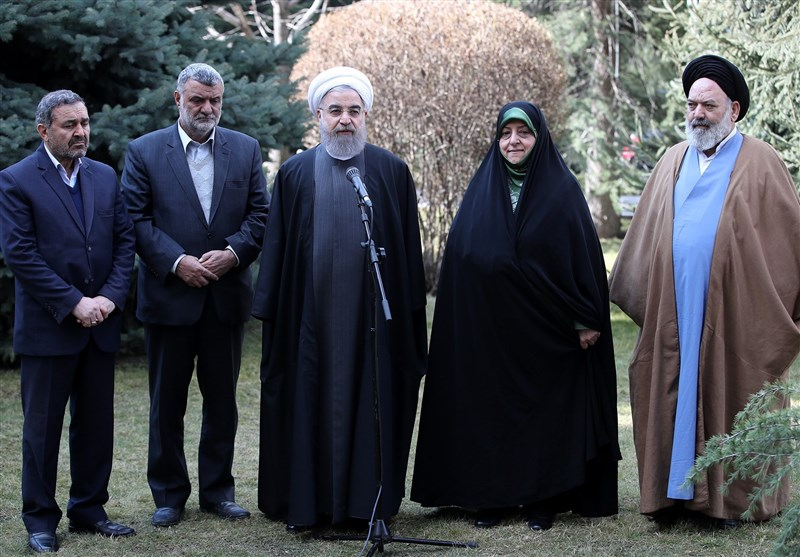 Iran's President Urges Use of New Technologies to Protect Environment