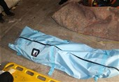 کشف جسد جوانی که نایلون روی سرش کشیده شده بود