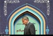 رضا صالحی امیری وزیر ارشاد